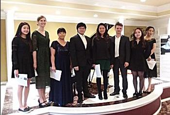 2018 MTNA Piano Performance Competition Winners